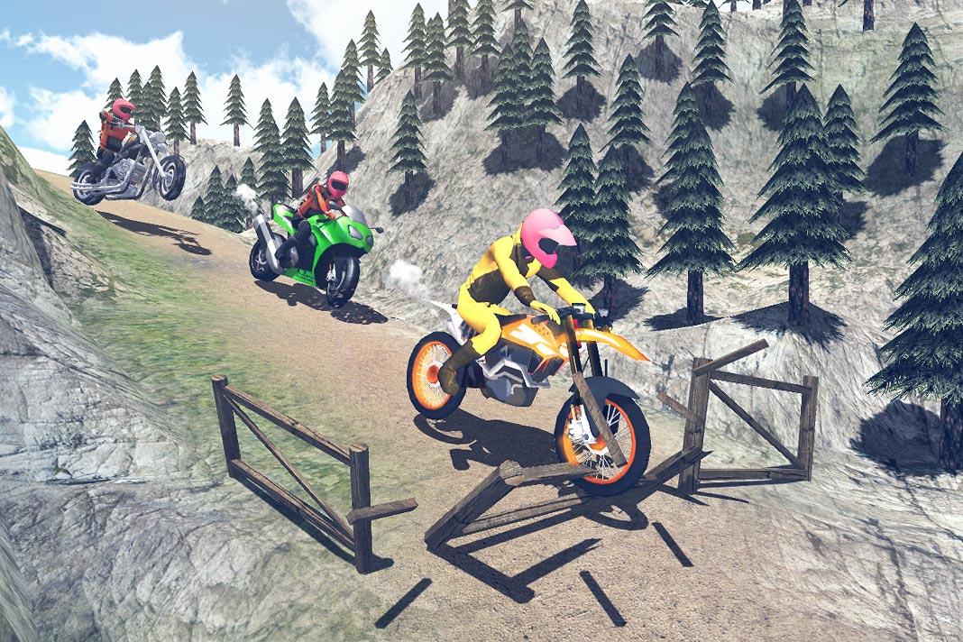 Moto Racer Dirt 3D